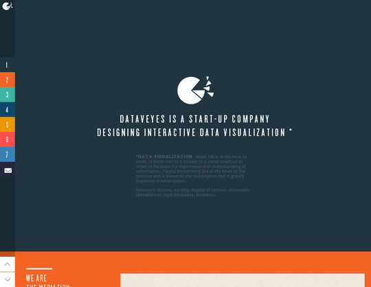 45 Examples Of Websites Designed With HTML5 13