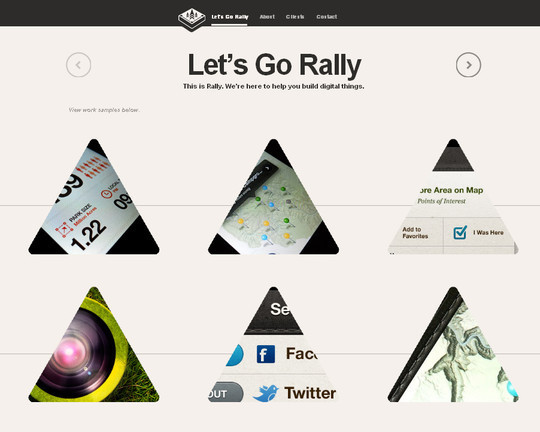 45 Examples Of Websites Designed With HTML5 6