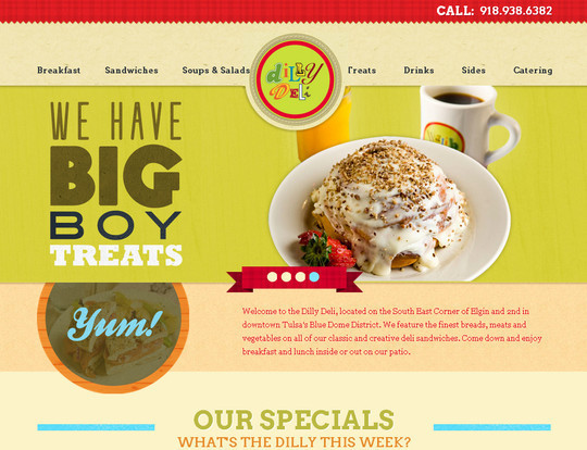45 Examples Of Websites Designed With HTML5 3