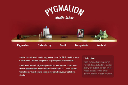 45 Examples Of Websites Designed With HTML5 27