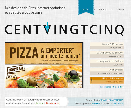 45 Examples Of Websites Designed With HTML5 29