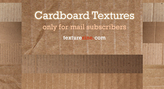 20 Useful And Free Hi-Res Cardboard Textures 2