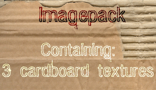 20 Useful And Free Hi-Res Cardboard Textures 3