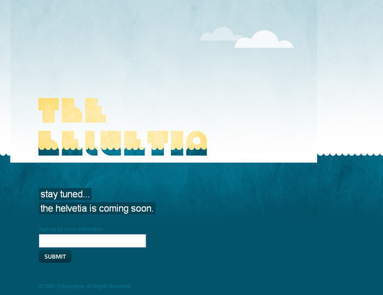 40 Creative Examples Of Coming Soon Page Design 17