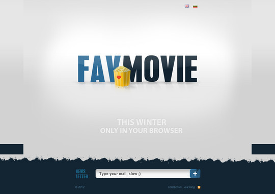 40 Creative Examples Of Coming Soon Page Design 22