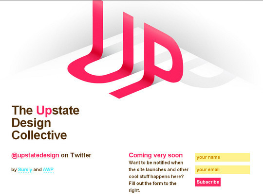 40 Creative Examples Of Coming Soon Page Design 4