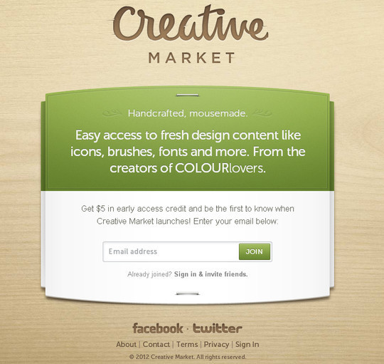 40 Creative Examples Of Coming Soon Page Design 9