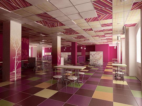 Showcase Of 3D Interior Design Imagination Rendered 15