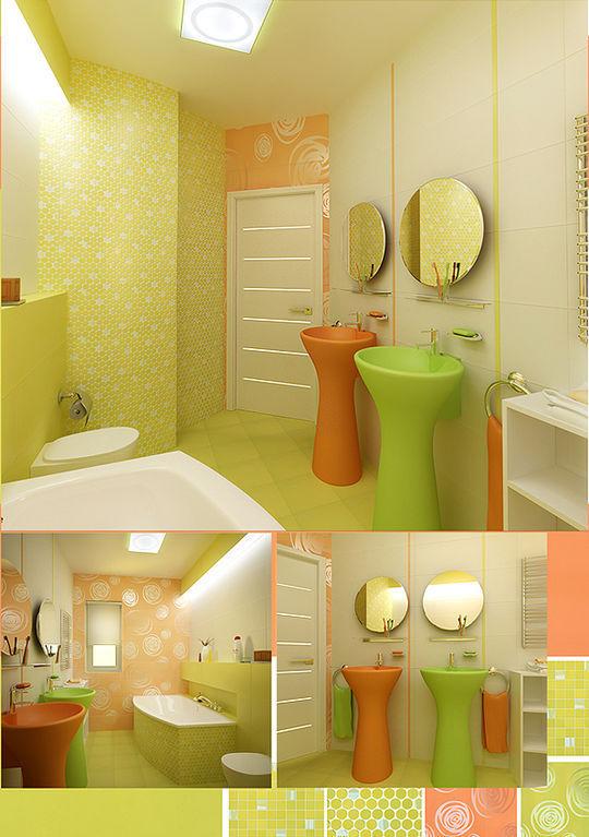 Showcase Of 3D Interior Design Imagination Rendered 16