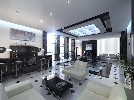 Showcase Of 3D Interior Design Imagination Rendered 18