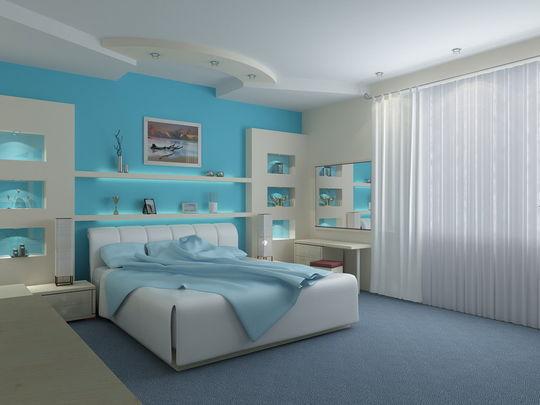 Showcase Of 3D Interior Design Imagination Rendered 4