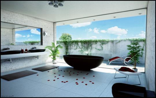Showcase Of 3D Interior Design Imagination Rendered 10