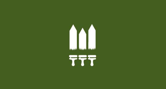 40 (More) Creative Negative Space Logo Designs 17