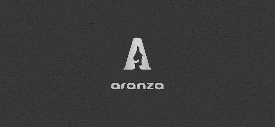 40 (More) Creative Negative Space Logo Designs 26