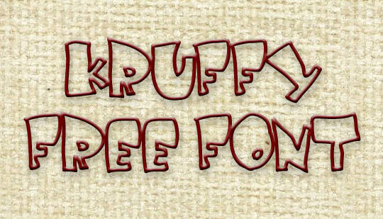 7 Beautiful Free Outlined Fonts 8
