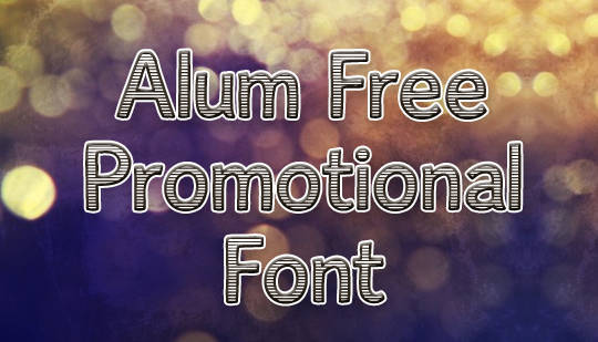 7 Beautiful Free Outlined Fonts 3