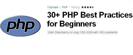 20 Useful PHP Tutorials For Beginners 15