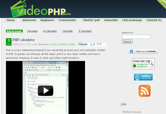 20 Useful PHP Tutorials For Beginners 19