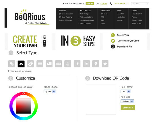 15 Free And Useful Online QR Code Generators 2