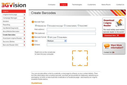 15 Free And Useful Online QR Code Generators 12