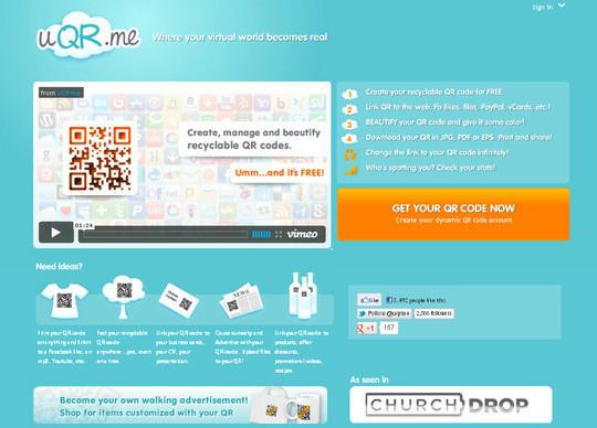 15 Free And Useful Online QR Code Generators 14