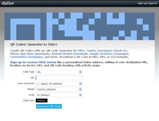15 Free And Useful Online QR Code Generators 7