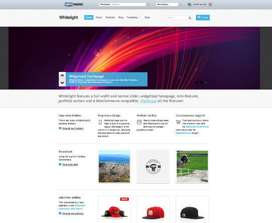 40 Free High Quality Responsive WordPress Themes For Your Blogs 18