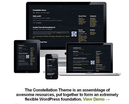 40 Free High Quality Responsive WordPress Themes For Your Blogs 20