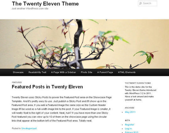 40 Free High Quality Responsive WordPress Themes For Your Blogs 29