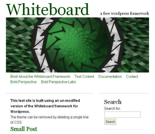 40 Free High Quality Responsive WordPress Themes For Your Blogs 7