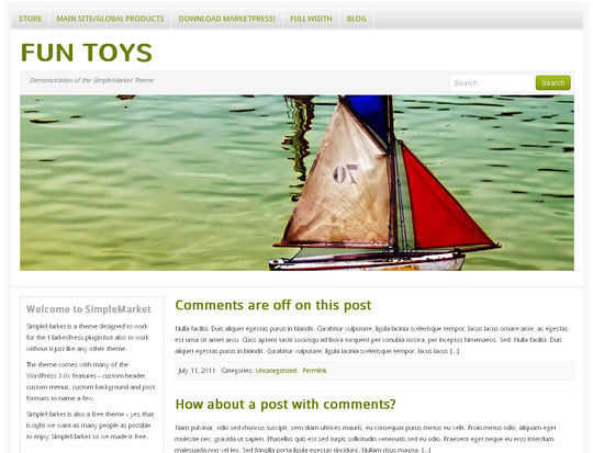 40 Free High Quality Responsive WordPress Themes For Your Blogs 13