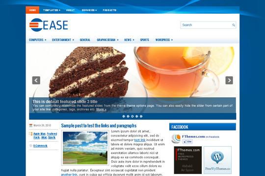 40+ Free Premium Quality WordPress Themes For Your Blog 20