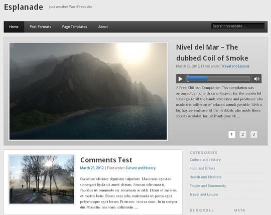 40+ Free Premium Quality WordPress Themes For Your Blog 32