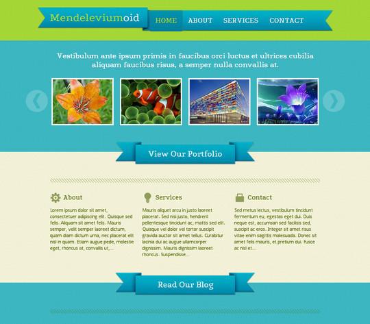 40+ Free Premium Quality WordPress Themes For Your Blog 8