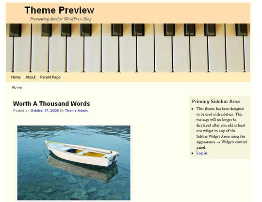 40+ Free Premium Quality WordPress Themes For Your Blog 35