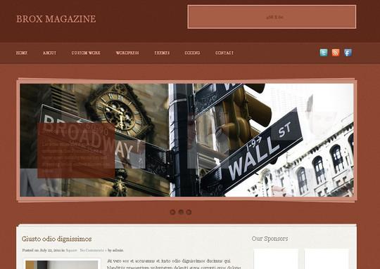 40+ Free Premium Quality WordPress Themes For Your Blog 37