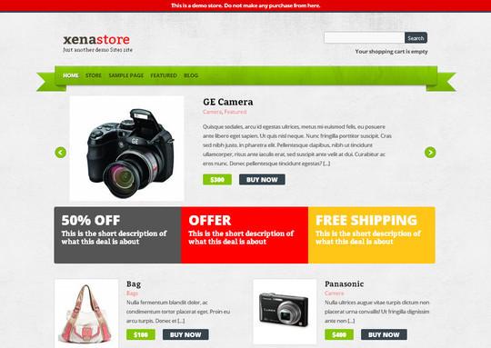 40+ Free Premium Quality WordPress Themes For Your Blog 43