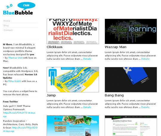 40 Excellent 3 Column WordPress Themes For Free Download 23