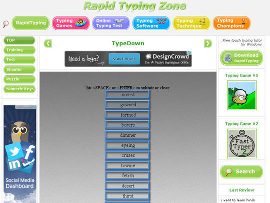 8 Online Apps That Help You improve Your Typing Speed 4