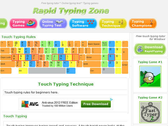 8 Online Apps That Help You improve Your Typing Speed 8