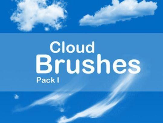 18 Free Cloud Photoshop Brushes 8