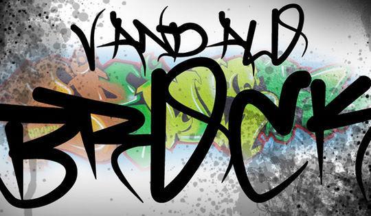 20 Free And Eye-Catching Graffiti Fonts 1