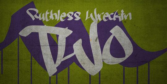 20 Free And Eye-Catching Graffiti Fonts 11