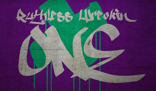 20 Free And Eye-Catching Graffiti Fonts 2
