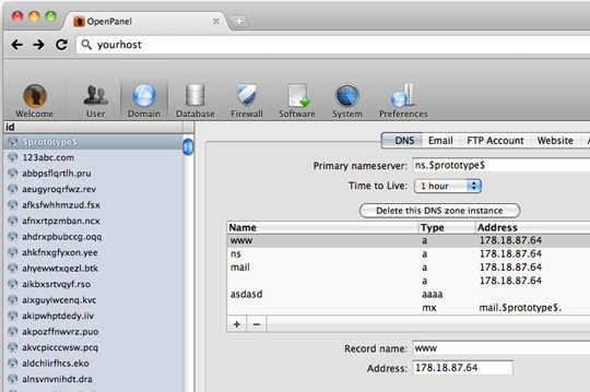 7 Free Web Hosting Control Panels To Manage Servers 2