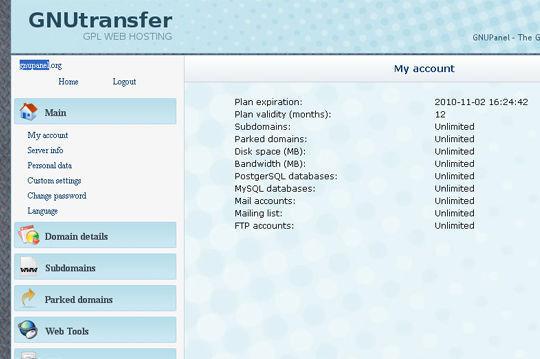 7 Free Web Hosting Control Panels To Manage Servers 7