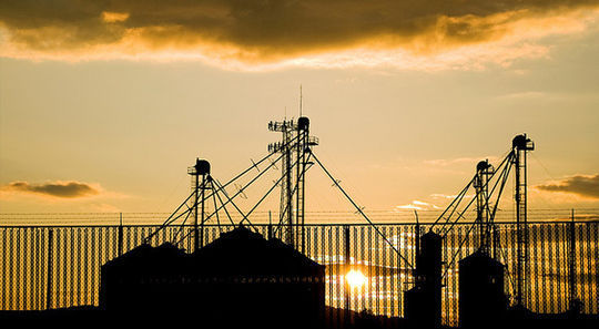 Stunning Collection Of Industrial Photography 3