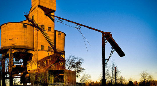 Stunning Collection Of Industrial Photography 23