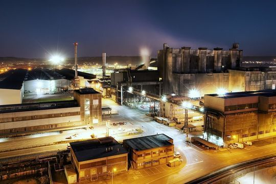 Stunning Collection Of Industrial Photography 25