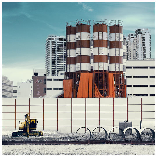 Stunning Collection Of Industrial Photography 7